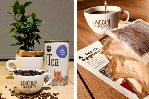 Stocking Lincolnshire Tea & Coffee