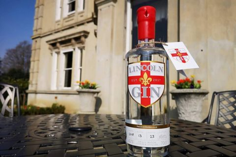 Lincoln Gin - Now In Stock
